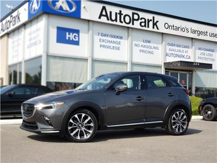 2019 Mazda CX-3 GT (Stk: 19-38948RJB) in Brampton - Image 1 of 21