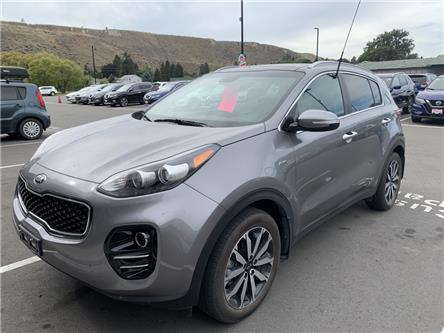 2017 Kia Sportage EX (Stk: T20223C) in Kamloops - Image 1 of 8