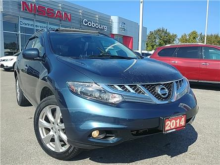 2014 Nissan Murano Platinum (Stk: CLN158784A) in Cobourg - Image 1 of 21
