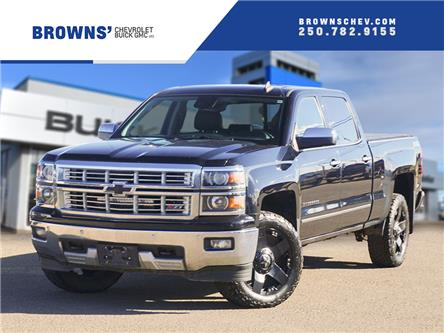 2015 Chevrolet Silverado 1500 2LZ (Stk: T20-1534A) in Dawson Creek - Image 1 of 16