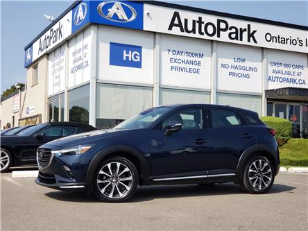 2019 Mazda CX-3 GT (Stk: 19-42824) in Brampton - Image 1 of 22