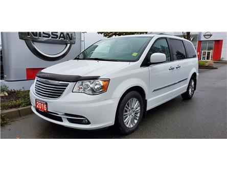 2016 Chrysler Town & Country Touring-L (Stk: MUR2010A) in Courtenay - Image 1 of 10
