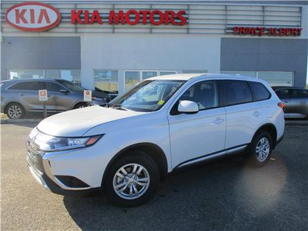2020 Mitsubishi Outlander ES (Stk: B4180) in Prince Albert - Image 1 of 21