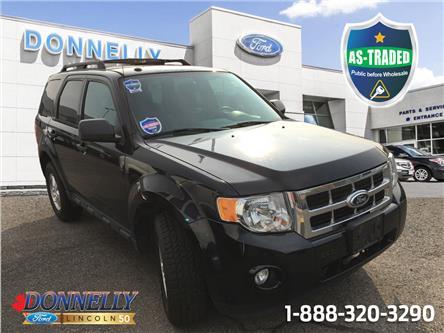 2011 Ford Escape XLT Manual (Stk: CLDUR6528A) in Ottawa - Image 1 of 24