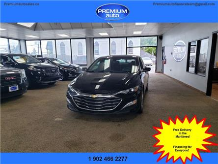 2019 Chevrolet Malibu LT (Stk: 210951) in Dartmouth - Image 1 of 17