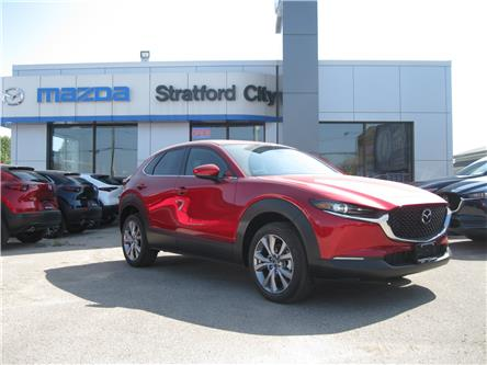 2021 Mazda CX-30 GS (Stk: 21002) in Stratford - Image 1 of 13