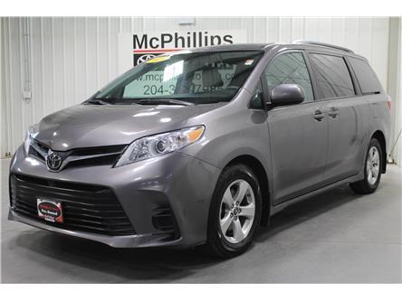 2019 Toyota Sienna  (Stk: F10194) in Winnipeg - Image 1 of 24
