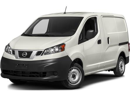 2017 Nissan NV200 S (Stk: K20037B) in Scarborough - Image 1 of 3