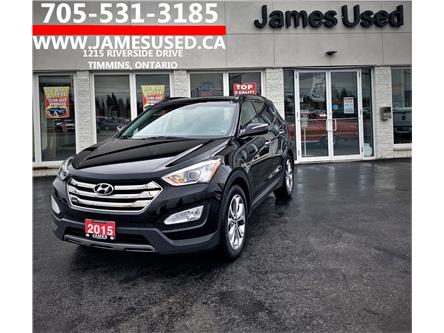 2015 Hyundai Santa Fe Sport 2.0T Limited (Stk: N20396A) in Timmins - Image 1 of 13