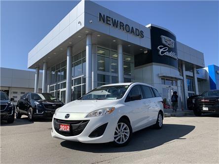 2012 Mazda Mazda5 GS (Stk: Z307397AA) in Newmarket - Image 1 of 13
