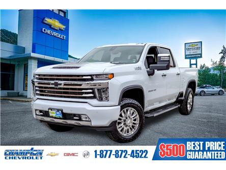 2020 Chevrolet Silverado 3500HD High Country (Stk: 20-148) in Trail - Image 1 of 9