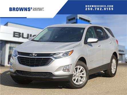 2020 Chevrolet Equinox LT (Stk: T20-1516) in Dawson Creek - Image 1 of 15