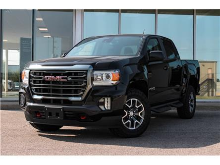 2021 GMC Canyon AT4 w/Leather (Stk: 11313) in Sarnia - Image 1 of 29