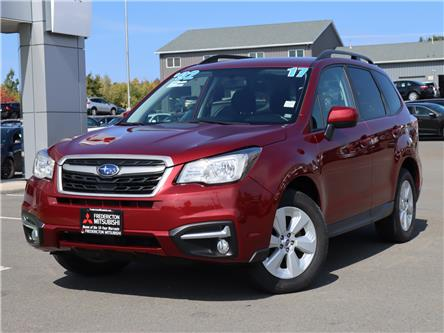 2017 Subaru Forester 2.5i Convenience (Stk: 201255A) in Fredericton - Image 1 of 19