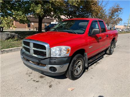 2008 Dodge Ram 1500 4WD Quad cab (Stk: 622209) in Vaughan - Image 1 of 8