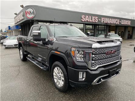 2020 GMC Sierra 3500HD Denali (Stk: 20-216542) in Abbotsford - Image 1 of 16