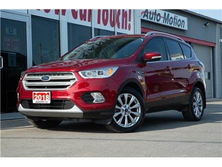 2018 Ford Escape Titanium (Stk: 20840) in Chatham - Image 1 of 25
