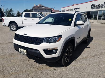 2021 Jeep Compass Sport (Stk: 510801) in Ingersoll - Image 1 of 20