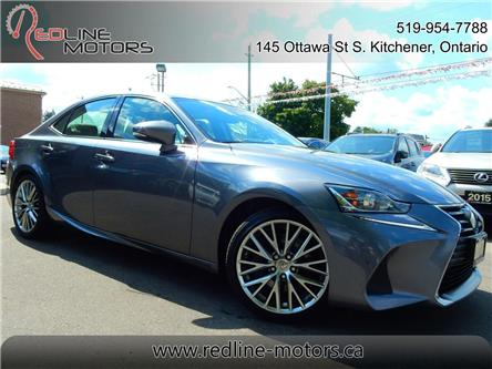 2017 Lexus IS 300 Base (Stk: JTHCM1) in Kitchener - Image 1 of 28