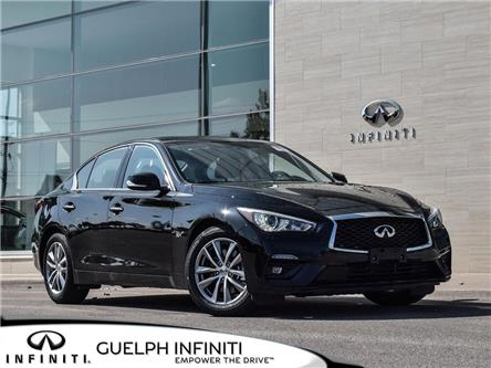 2020 Infiniti Q50  (Stk: I7210) in Guelph - Image 1 of 22