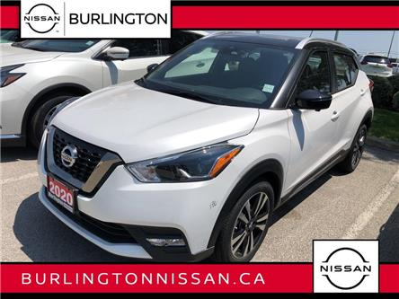 2020 Nissan Kicks  (Stk: Z1420) in Burlington - Image 1 of 5