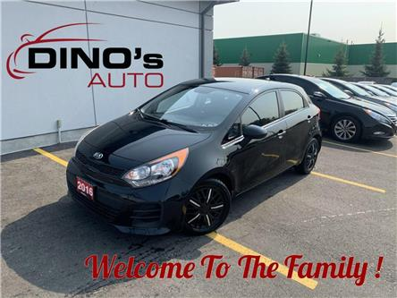 2016 Kia Rio  (Stk: 735967) in Orleans - Image 1 of 23