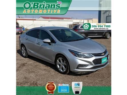 2017 Chevrolet Cruze Premier Auto (Stk: 13331C) in Saskatoon - Image 1 of 21