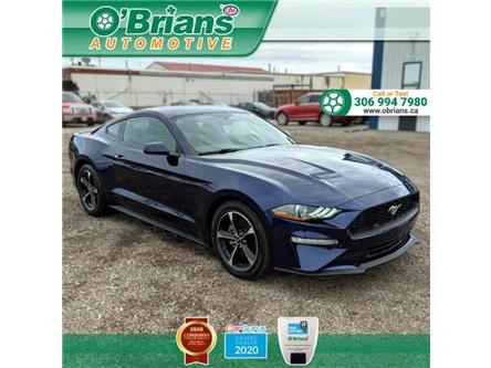 2018 Ford Mustang EcoBoost Premium (Stk: 13776A) in Saskatoon - Image 1 of 22