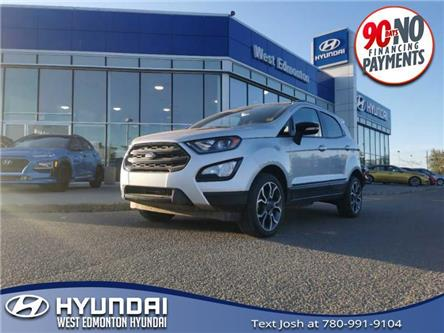 2019 Ford EcoSport SES (Stk: E5264) in Edmonton - Image 1 of 20