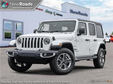 2021 Jeep Wrangler Unlimited Sahara (Stk: W20143) in Newmarket - Image 1 of 23