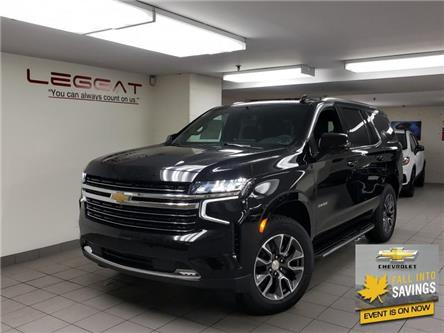2021 Chevrolet Tahoe LT (Stk: 217507) in Burlington - Image 1 of 19