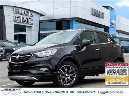 2020 Buick Encore Sport Touring (Stk: 037997) in Etobicoke - Image 1 of 21