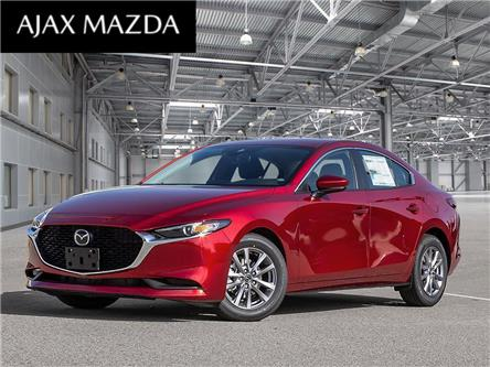 2020 Mazda Mazda3 GS (Stk: 20-1151) in Ajax - Image 1 of 23