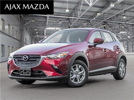 2020 Mazda CX-3 GS (Stk: 20-1199) in Ajax - Image 1 of 23