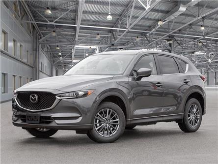 2020 Mazda CX-5 GS (Stk: 20-0084) in Ajax - Image 1 of 23