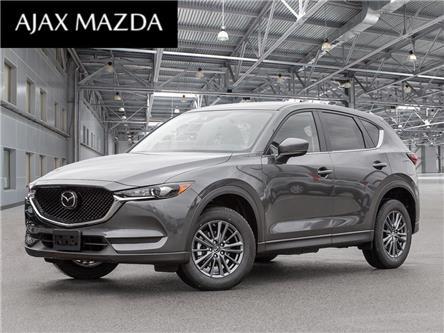 2020 Mazda CX-5 GS (Stk: 20-1136) in Ajax - Image 1 of 23