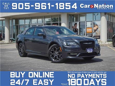 2019 Chrysler 300 300S| AWD| LEATHER| PANO ROOF| NAVI| (Stk: DRD3330) in Burlington - Image 1 of 32
