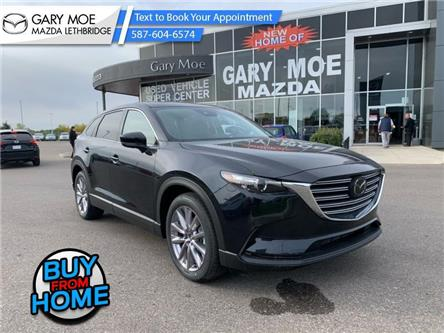 2020 Mazda CX-9 GS-L (Stk: 20-0076) in Lethbridge - Image 1 of 5