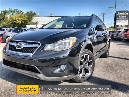 2015 Subaru XV Crosstrek Limited Package (Stk: 259134) in Ottawa - Image 1 of 24