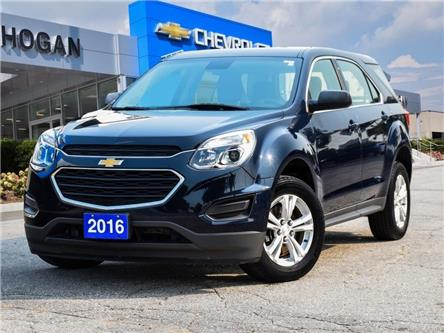 2016 Chevrolet Equinox LS (Stk: WN182671) in Scarborough - Image 1 of 26