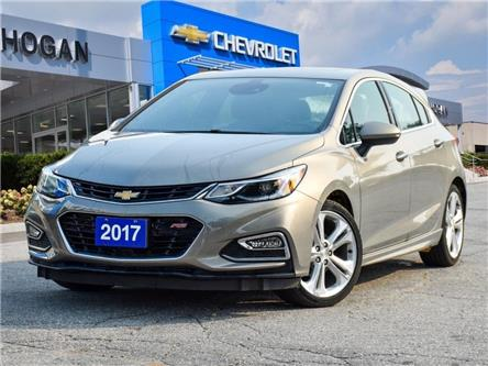 2017 Chevrolet Cruze Hatch Premier Auto (Stk: A532439) in Scarborough - Image 1 of 30