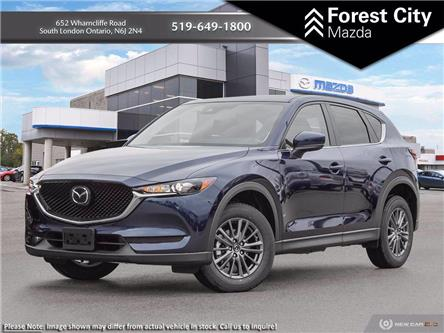 2020 Mazda CX-5 GS (Stk: 20C55081D) in London - Image 1 of 11
