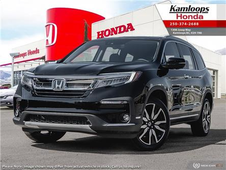 2021 Honda Pilot Touring 8P (Stk: N15087) in Kamloops - Image 1 of 18