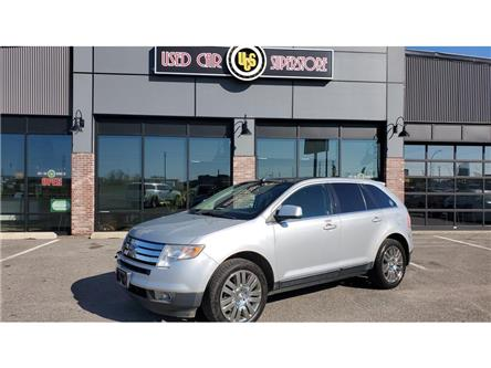 2009 Ford Edge Limited (Stk: UC3916B) in Thunder Bay - Image 1 of 16