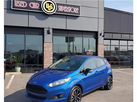 2019 Ford Fiesta  (Stk: UC4014