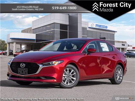 2020 Mazda Mazda3 GS (Stk: 20M37916) in London - Image 1 of 23