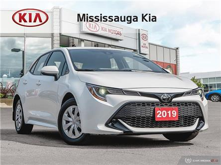 2019 Toyota Corolla Hatchback Base (Stk: 9913P) in Mississauga - Image 1 of 27
