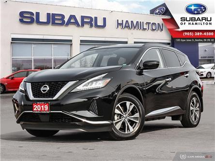 2019 Nissan Murano S (Stk: S8020A) in Hamilton - Image 1 of 27