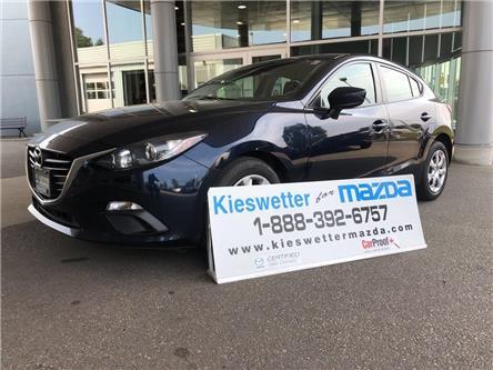 2016 Mazda Mazda3 Sport GX (Stk: U4029) in Kitchener - Image 1 of 29
