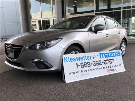 2016 Mazda Mazda3  (Stk: U4030) in Kitchener - Image 1 of 29